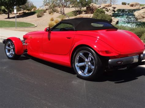 car owners manuals free downloads 2001 chrysler prowler spare parts catalogs buy used 1999 plymouth prowler in palo verde arizona united states for us 12 200 00