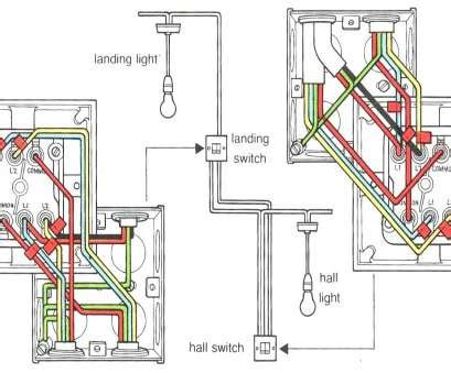 How Wire Hallway Light With Switches Best