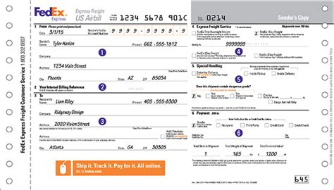 fedex express phone number how to complete shipping labels and shipping documents fedex