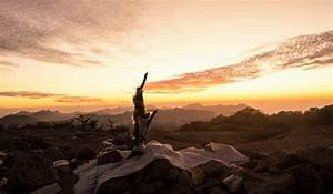 sunset, Graveyards, Sky, Ruin, Mountains, Landscape, India ...