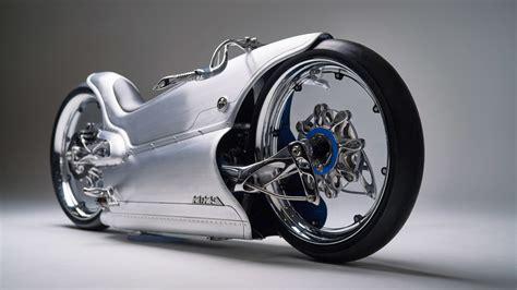 Fuller Moto's Futuristic 2029 Custom Motorcycle