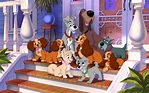 Lady And The Tramp II: Scamp's Adventure HD Wallpaper ...
