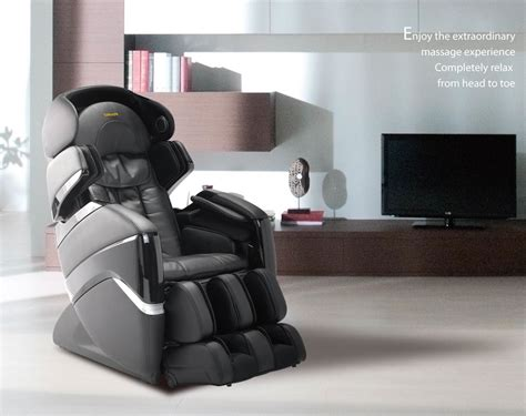 3d Rollers And Heating Massage Chair