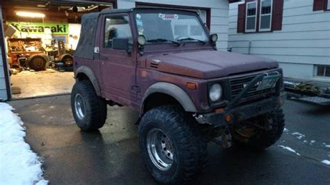 Lifted Suzuki Samurai For Sale by Lifted Samurai For Sale