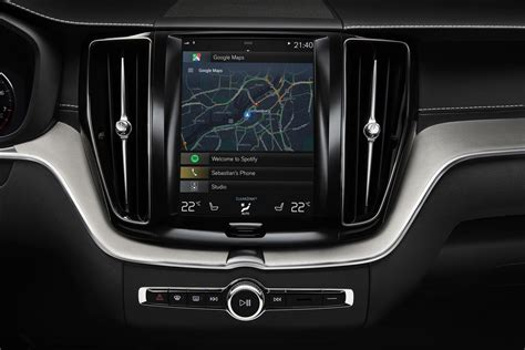 audi  volvo   android   operating system