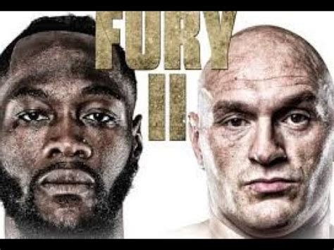 Deontay WILDER Vs Tyson Fury 2 Final Press Conference ...