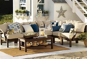 how to stain outdoor furniture pottery barn With cheaper pottery barn style furniture