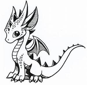 Cute little dragon... | Dragon artwork, Cute dragon ...