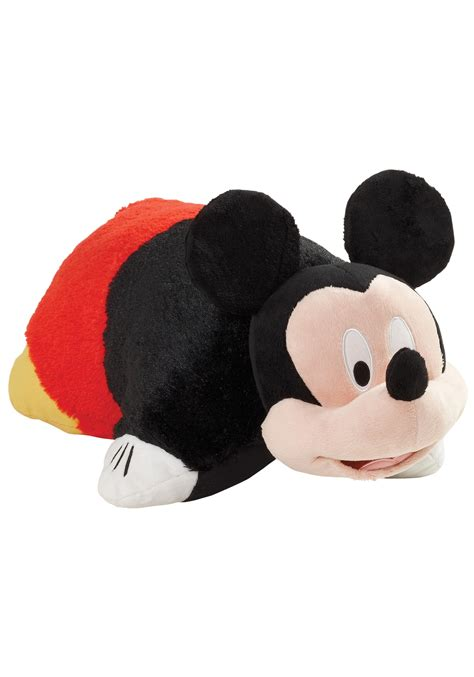 mickey mouse pillow mickey mouse 16 quot pillow pet