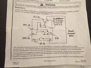 Dual Infinite Switch Wiring Diagram