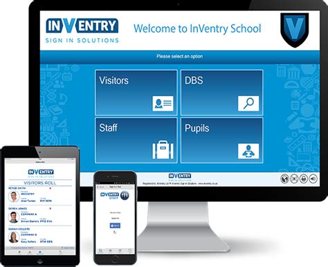 visitor management systems  schools