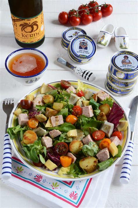 salade bretonne ou mon histoire d 39 amour avec le paté hénaff
