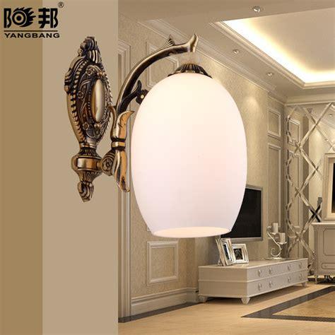 cheap yang bangou type copper wall l aisle lights