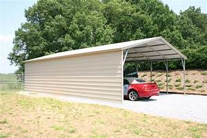 Carports Designed By Versatube Offer Elegance And More