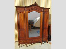 French Antique Armoire Wardrobe Antique Bedroom Furniture
