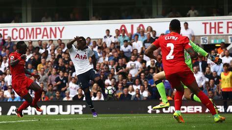 Tottenham Hotspur vs. Liverpool - Football Match Report ...