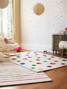 Teppich Im Babyzimmer : top 30 kinderteppich punkte www kinder ~ Markanthonyermac.com Haus und Dekorationen