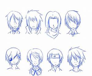 Male Anime Hairstyles | Immodell.net
