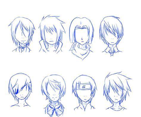 Real Anime Haircut images