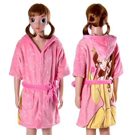 robe de chambre avec capuchon achetez en gros filles peignoirs en ligne à des