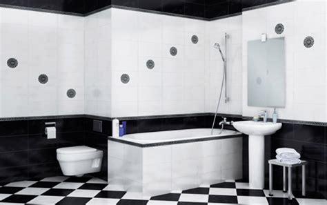Bathrooms Designs - black and white bathroom ideas designs and decor