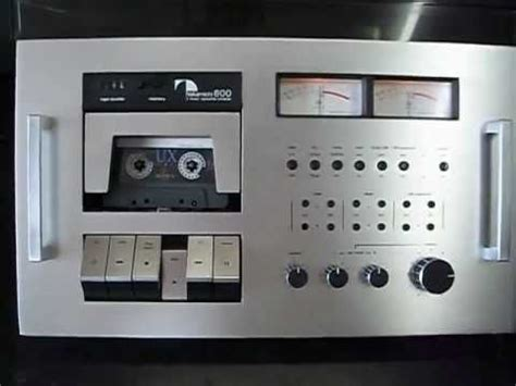 nakamichi 600 cassette deck deck nakamichi 600