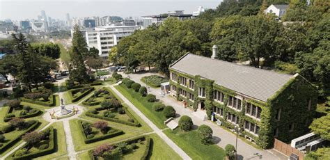 james madison university yonsei university