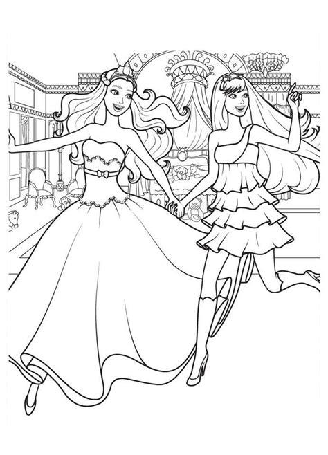 Divertiti e colora i disegni di barbie nella sua maschera da super principessa! Disegni Da Colorare Barbie Principessa Rock