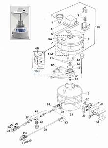 Polaris   Watermatic G-1000 Feeder Parts