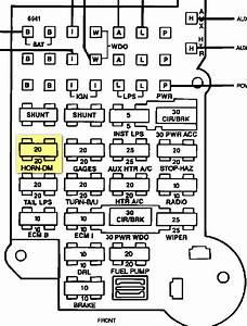 Diagram  1988 Chevy Van Fuse Box Full Version Hd Quality