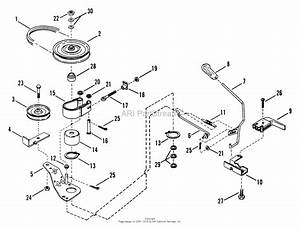 Snapper 28128be 28 U0026quot  12 Hp Rear Engine Rider Series 8 Parts Diagram For Belts  Brakes  Interlock