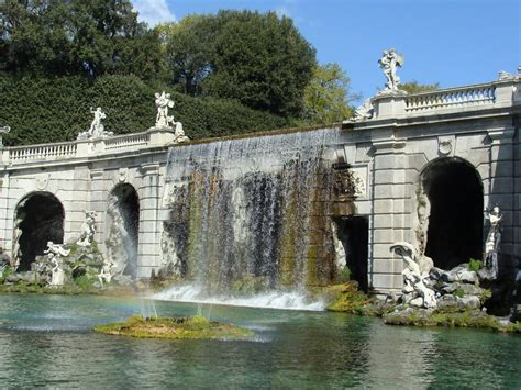 Palace of Caserta, Campania, Italy – St Louis Patina