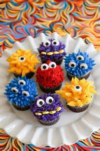 Little Boy Birthday Cupcake Idea