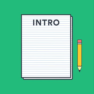 How to write a good thesis introduction - Paperpile