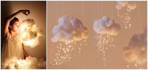 diy cloud light how to make a fabulous fluffy glow cloud