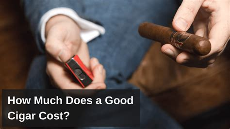 How Much Does A Good Cigar Cost?  Fine Tobacco Nyc