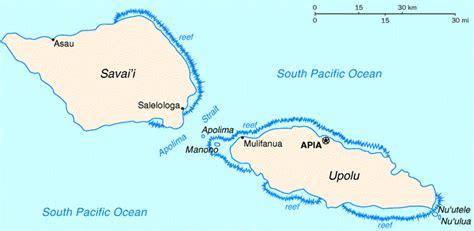 Samoa Factbook