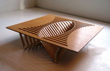 folding flat pack table home design garden