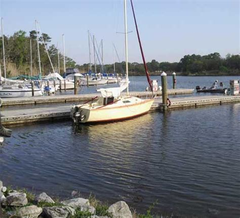 Eglin Marina Boat Rentals by 22 1985 Eglin Air Base Florida Ben S Lake