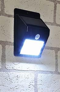 Solarlampen Mit Bewegungsmelder Und Akku : led solar strahler mit if bewegungsmelder spot ~ A.2002-acura-tl-radio.info Haus und Dekorationen