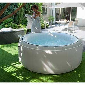 Spa Gonflable Intex Gifi : spa gonfable 4 places spa velvey ~ Dailycaller-alerts.com Idées de Décoration