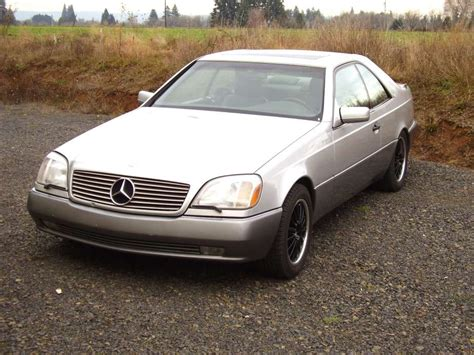 1996 Mercedes S600 V12 Coupe (w140)
