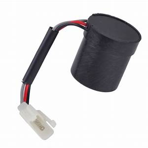 New Turn Signal Relay Flasher 3 Wire Round Fit Gy6 50