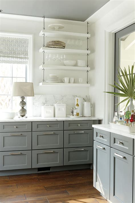 gorgeous gray  white kitchens maison de pax