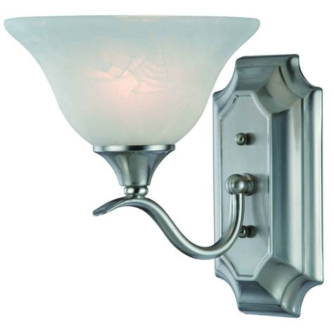 hardware house h10 4517 dover single bath light or wall