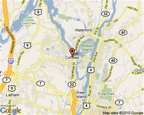 cohoes  york