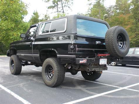 New Chevy K5 by My New 1990 K5 Blazer Nc4x4 K5 Blazer Chevy Blazer
