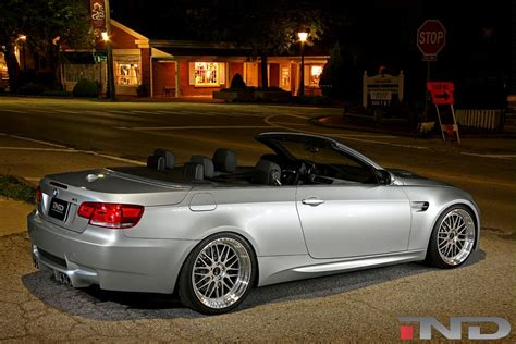 bmw e93 tuning ind silverstone ii styling kit for bmw e93 convertible news tuning directory