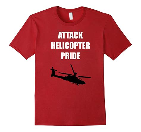 Attack Helicopter Funny T-shirt-art