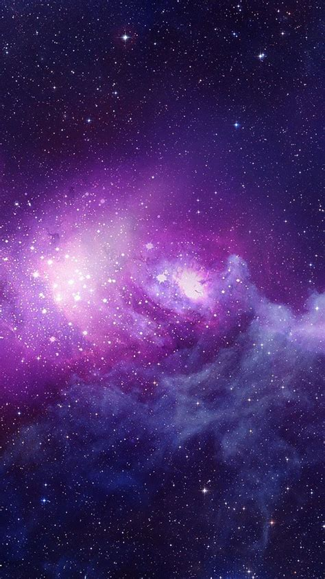 hd galaxy iphone wallpapers